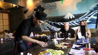 Japanese restaurant HD
