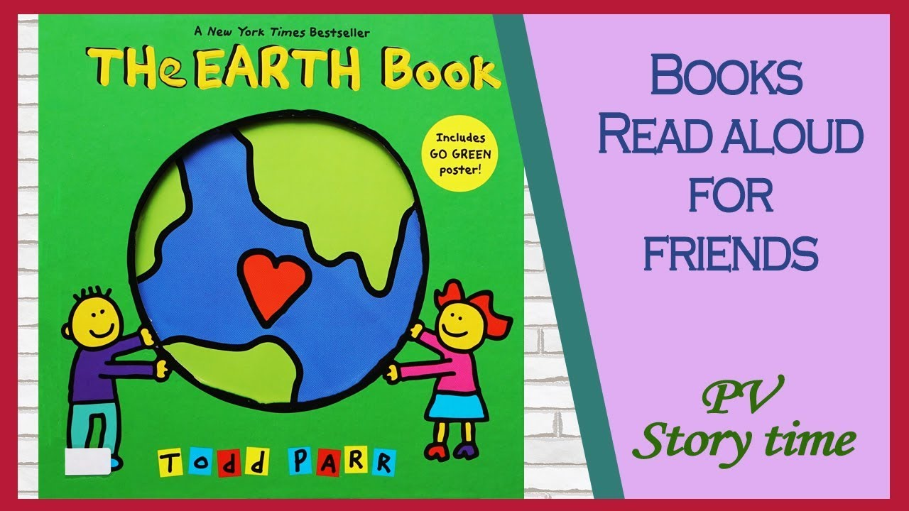 THE EARTH BOOK by Todd Parr - YouTube