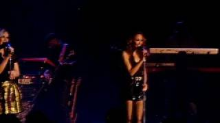 Sugababes - Every heart broken live *new song* LOW QUALITY