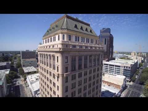 Jinxer03 drone Citizen Hotel Sacramento