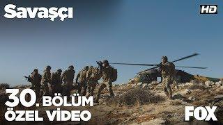 Kılıç, Murat Teğmen vurulduktan sonra helikopter desteği ile alandan ayrılıyor! Savaşçı 30. Bölüm