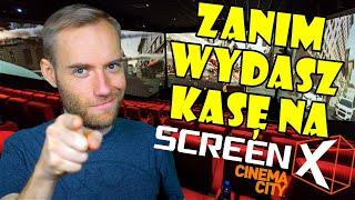 Cinema City ScreenX - czy warto iść do kina 270?