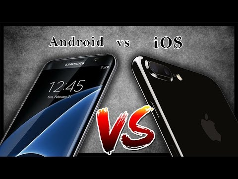 iPhone 7 Plus vs. Samsung Galaxy S7 Edge - AN HONEST COMPARISON