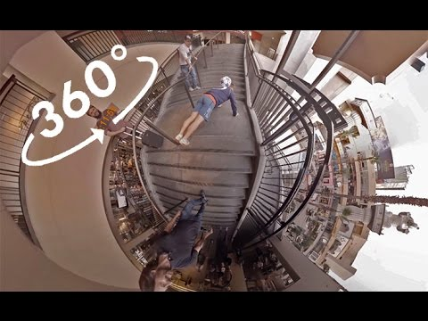 Vitaly & Andrew Henderson Freestyle Futbol Hollywood #360video