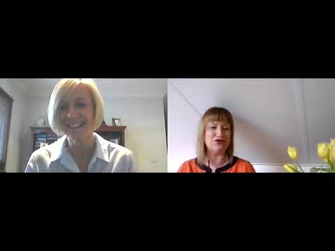 Interview with Christine Morgan  Part 2 of 3 - Spirit stories with Diane English