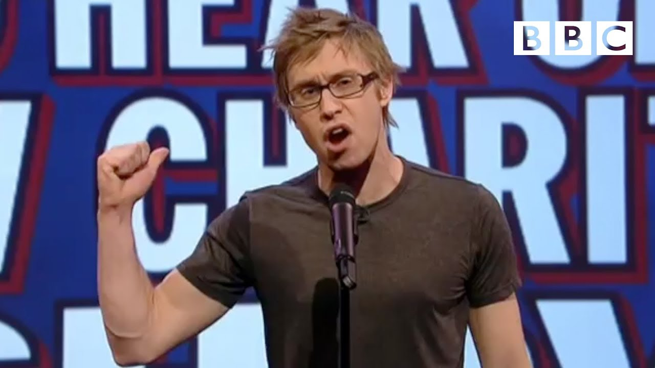 Unlikely things to hear on a charity show   Mock the Week - BBC Sport Relief