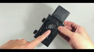 Recesky Gakkenflex TLR Camera Review and Photos (FotoDiox)