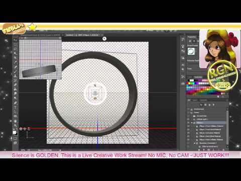 HowTo: Working with Logo Designs in PhotoShop [PS] #PhotoShop #GraphicDesign