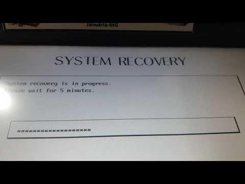 System Recovery-IMPRESSORA SAMSUNG 6555/6545 LIGA MAS NÃO INICIA