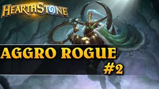 WERSJA 2.0 - AGGRO ROGUE #2 - Hearthstone Decks std