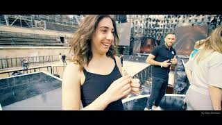 TOURNAGE TF1 // FEEL'IT DANCE STUDIO NÎMES avec ARY ABITTAN