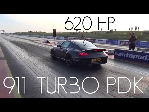 🐒 PORSCHE 911 TURBO VS BTCC TOURING CAR