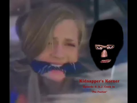 KK Ep 6  A.J. Cook Kidnapped and Placed Under a Car Crusher!