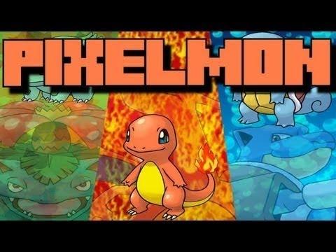 Pixelmon ep 1 charmander youtube - Pixelmon ep 1 charmander ...