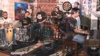 "FORTUNATE YOUTH ""Love Is The Most High"" - stripped down session @ the MoBoogie Loft"