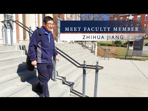 Engineering Excellence - Zhihua Jiang