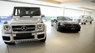 Zagame Ferrari & Maserati Dealership Video.