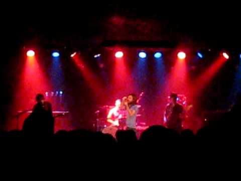 Idlewild - Readers & Writers - Live at Oxford O2 Academy