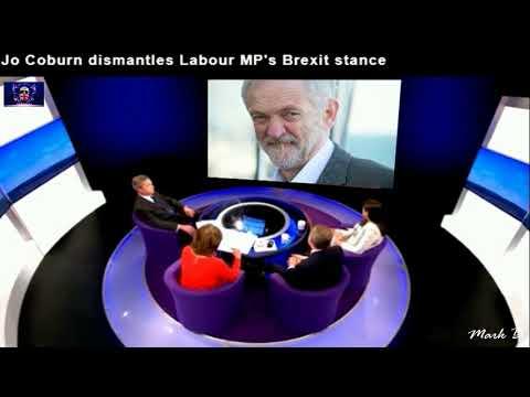 BBC host Jo Coburn dismantles Labour MP Rebecca Long-Bailey