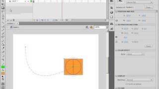 Создание 3D анимации в Adobe Flash CS4 (34/46)