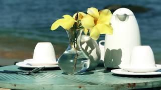 Cafe com Pé na Areia