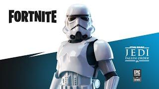 Star Wars Jedi: Fallen Order + Imperial Stormtrooper Announce Trailer