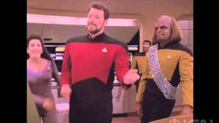 Star Trek: The Next Generation Season 5 Bloopers