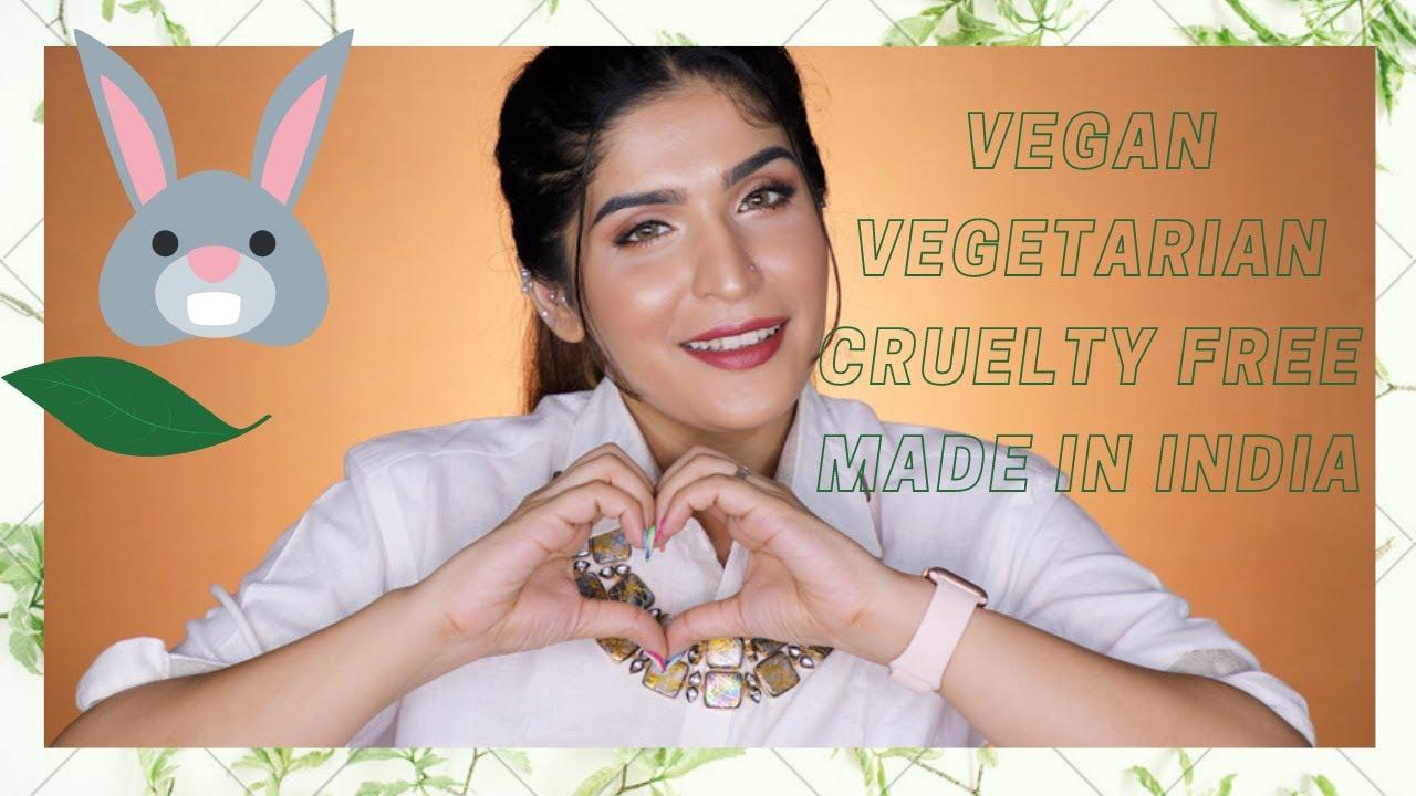 Vegan, Vegetarian Friendly, Cruelty Free Made In India Skincare Brands You Need To Try   Shreya Jain