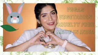 Vegan, Vegetarian Friendly, Cruelty Free Made In India Skincare Brands You Need To Try | Shreya Jain