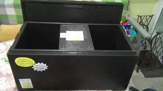 Термоконтейнер Foodbox 80л  - обзор и размеры