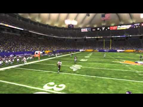 Gamelobby - Madden NFL 12 - OF Week 2 vs Vikings - Freeman to Williams for 80yd TD