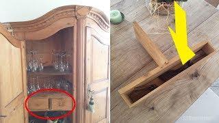 Cuando este chico limpió el antiguo armario de su abuelo, encontró algo adentro que lo desconcertó. thumbnail