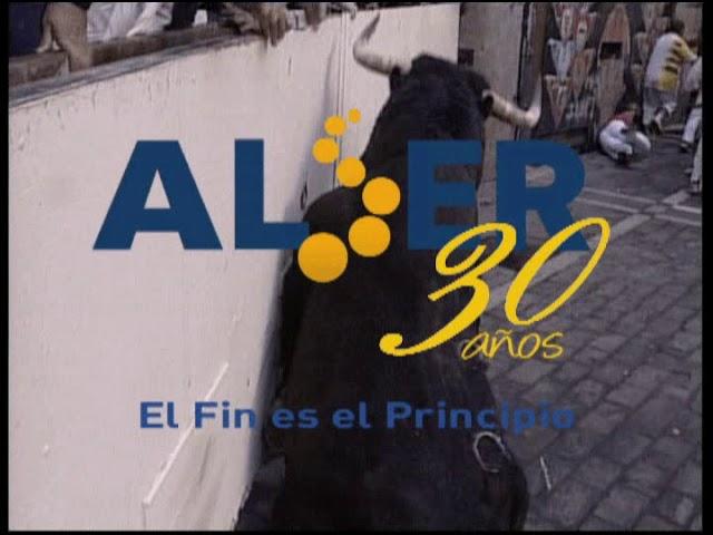 Spot TV San Fermín Plásticos Alser 2008