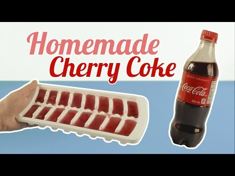 DIY Cherry Coke