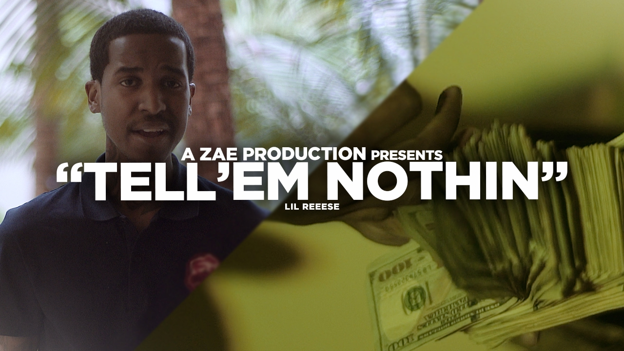 209c629d5e41 Lil Reese - Tellem Nothin (Official Video) Shot By  AZaeProduction - YouTube