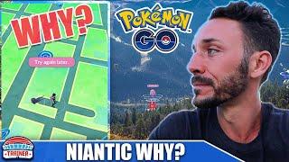 CAN WE FIX *NIANTIC'S WORST DECISION* for POKÉMON GO? Niantic Removes 2x Stop Distance | Pokémon GO screenshot 5