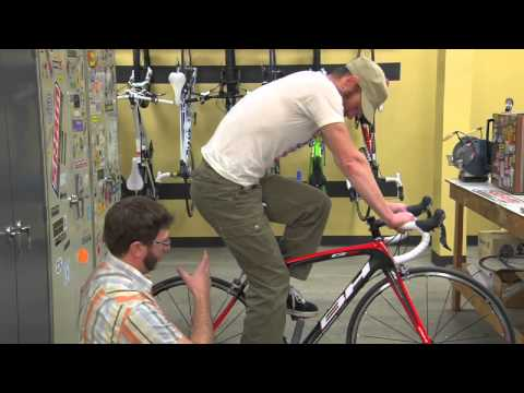 How to Fit a Bike - Bicycling Magazine