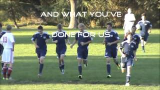 Boys Soccer Highlights 2012, Part 2 - Vacaville Christian High School