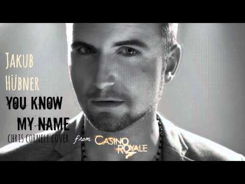 Jakub Hubner - You Know My Name (Chris Cornell Cover) (From Casino Royale OST)