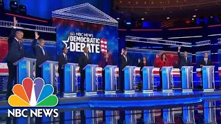 Which Candidates Support 2015 Nuclear Deal With Iran? | NBC News
