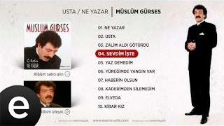 Sevdim İşte (Müslüm Gürses) Official Audio #sevdimişte #müslümgürses - Esen Müzik