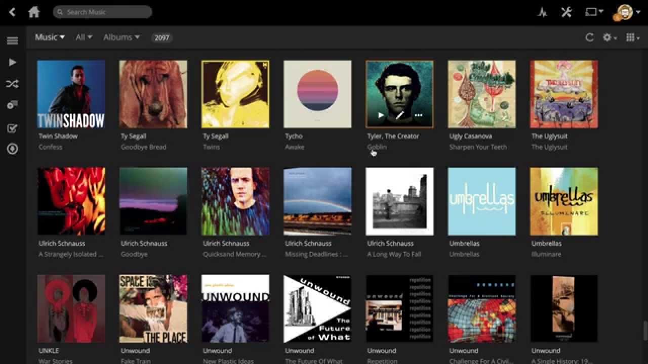 what is plex premium music