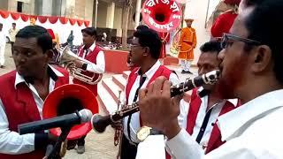 Mere_Rashke Qamar By Chaush Brass Band Vaijapur Maharashtra (9028161615)