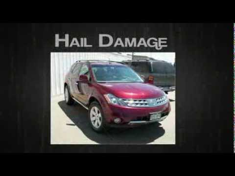 Denver Auto Body Shop (303) 578-8227 | Auto Body Repair Denver | Hail Damage Repair