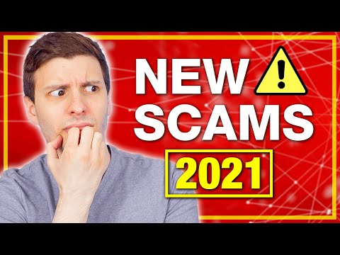 New Scams To Watch Out For In 2021