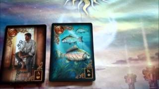 Lenormand for Beginners: Playing With 3-Card Combinations
