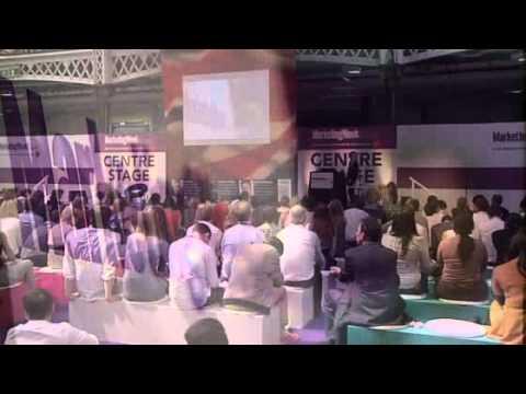 Marketing Week Live 2012 CentreStage Secret Marketer