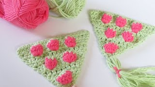 Sixth video in my latest crochet-a-long (CAL) for my Summer Bunting! Sorry there has been a delay on the video tutorials for this CAL, I was unable to film and ...