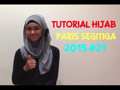21 Tutorial Hijab Paris Segitiga Terbaru 2015 Tutorial Hijab Paris Segitiga Simple By Elzatta Youtube