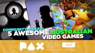 5 Amazing Australian-Made Video Games - PAX Aus 2016